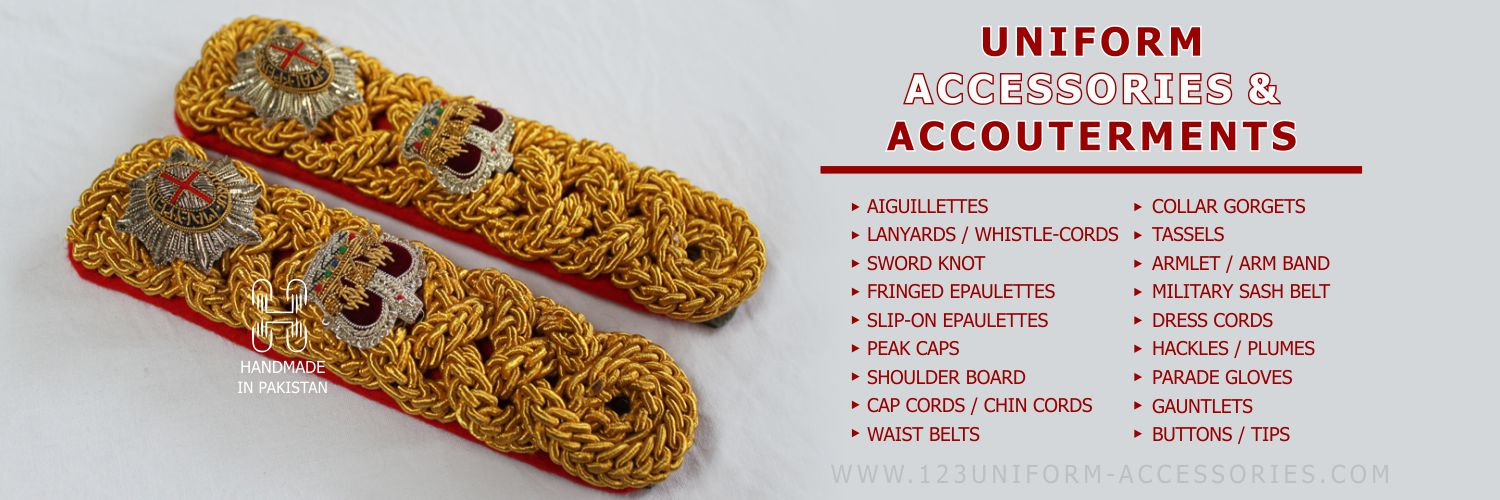 Accoutrements & Accessories