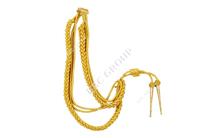 Ceremonial Dress Gold Aiguillette