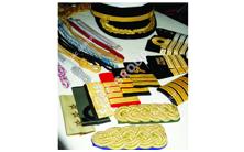 Epaulette, Ranks & Stripes