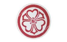 Genbu kai Karate Club Hand Embroidered Badge