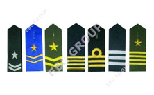 Embroidered Epaulettes
