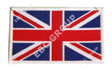 England Woven Flag