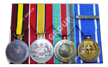 Medallions & Medals