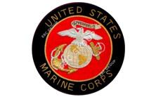 United States Marine Corps Blazer Badges