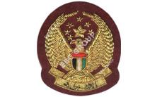 UAE Army, Air Force Bullion Blazer Badge
