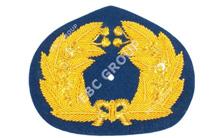 Police Bullion Blazer Badge