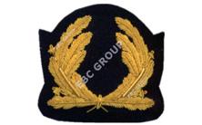 Bullion Blazer Badge