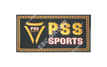 PSS Sports Hand Embroidered Badge