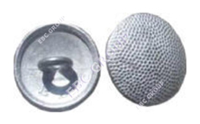 Silver Dotted Buttons