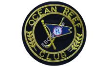 Ocean Reef Gold Bullion Blazer Badges