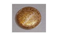 Golden Blazer Button