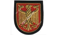 Eagle Gold Wire Blazer Badge