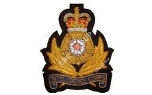 British Intelligence Crops Blazer Badge