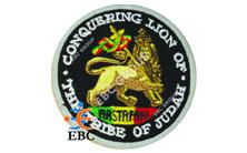 Rastafari Conquering LOJ Patch