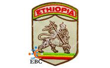 Lion of Judah Ethiopia Patch