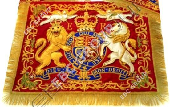 Embroidered Banners