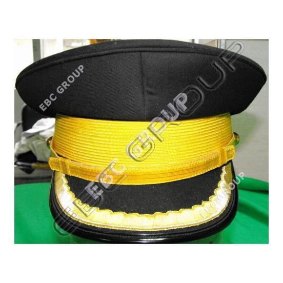 Officer\'s Peak Cap