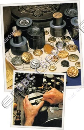 Bespoke Metal Buttons
